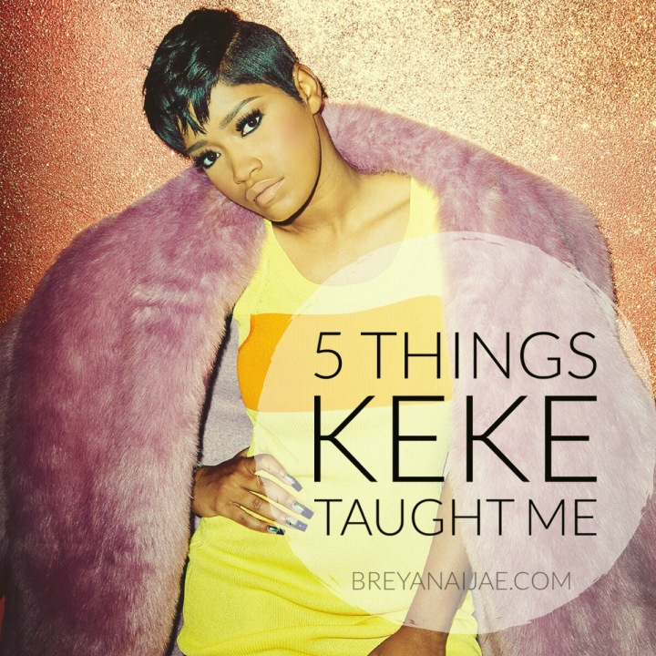 Motivational Monday – 'Keke Taught Me'