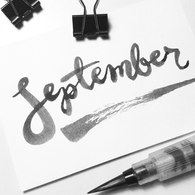 A New Month for New Beginnings…