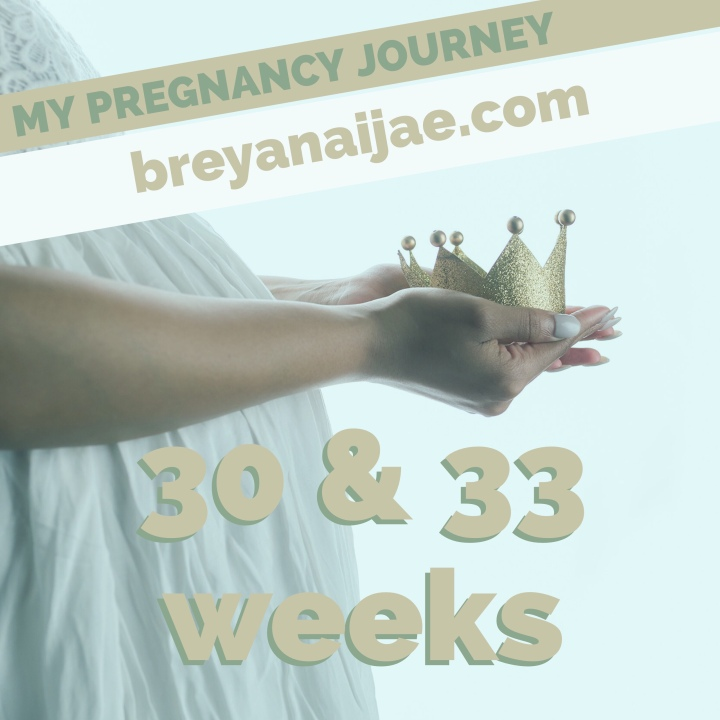 Baby Check In – 30 & 33 weeks.