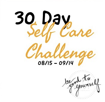 The 30 Day $elf Care Challenge