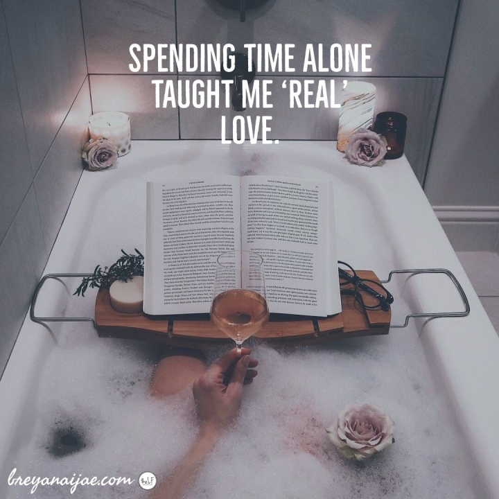 "The Importance of ""Me Time"" After a Breakup"